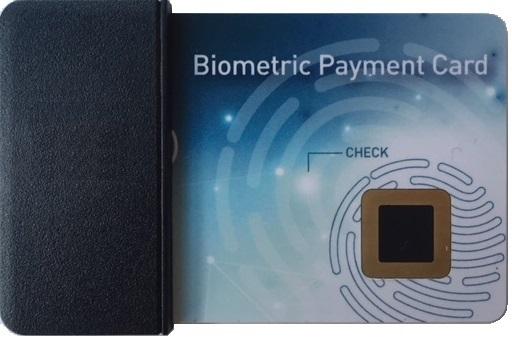 Yeni Teknoloji Parmak İzli Kredi Kartı