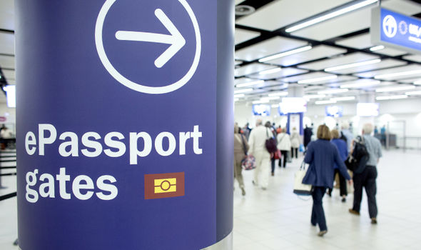 Pasaport Kullanımı